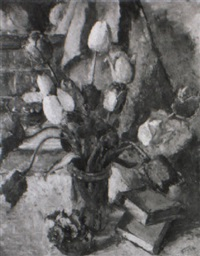 tulpen by fritz fischer