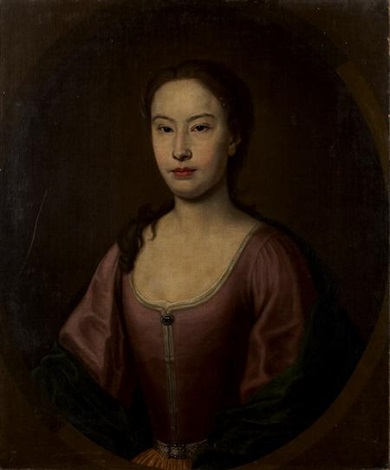 portrait of lady jane keith by john alexander