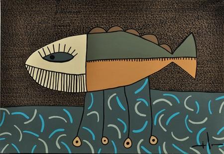 el pescado by milo lockett