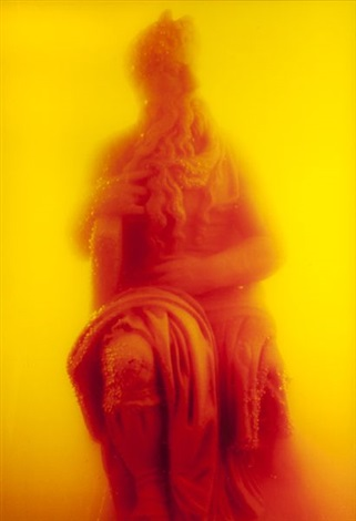 moïse by andres serrano