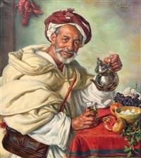 l'heure du thé by louis john endres