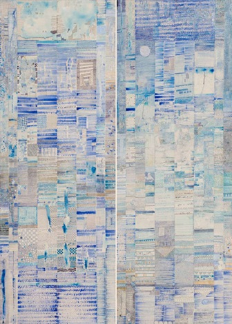 huguette caland painting