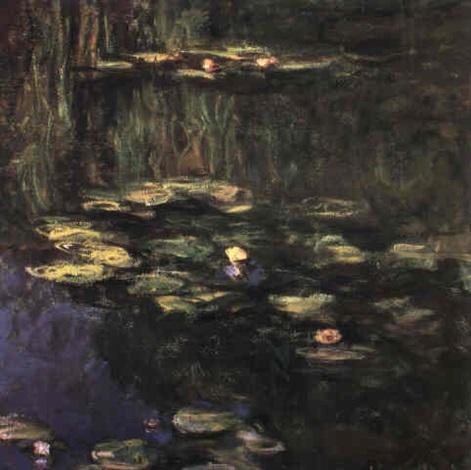 Le bassin aux nympheas by claude monet on artnet - Le bassin aux nympheas ...