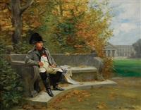 napoleon - pas ce soir josephine by raymond desvarreux-larpenteur