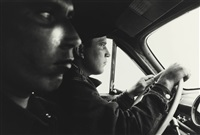 u.s. 91, leaving blackfoot, idaho by robert frank