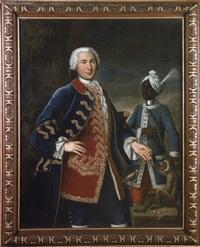 le capitaine de vire du liron de montivers aux indes by francois dagobert jouvenet