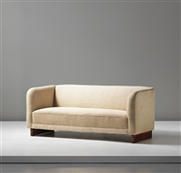 rare sofa by ole wanscher