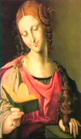 saint mary magdalene by girolamo genga