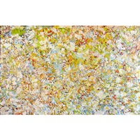 homage to riopelle by michael adamson