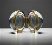 sfera picture frame by gabriella crespi