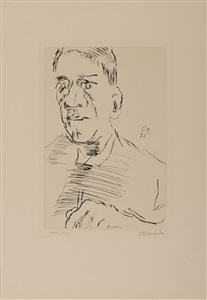 artwork by oskar kokoschka