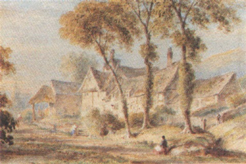 a country house by charlotte nasmyth