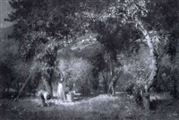in the orchard by h. lennard
