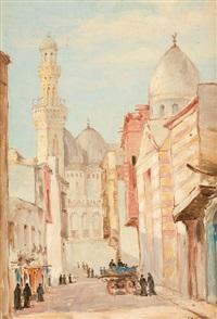 oriental landscape by traian biltiu dancus