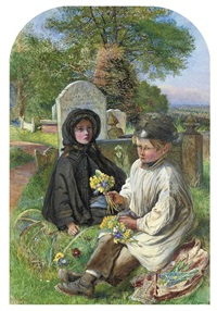 in memoriam by william henry millais