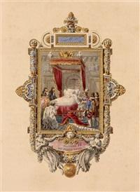 histoire du palais royal, paris by pierre françois léonard fontaine