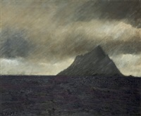 lonely storm, skellig by padraigh parle