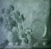 nature morte aux fruits et aux fleurs by marie claire fontaine