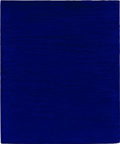 monochrome bleu ikb277 by yves klein on artnet. Black Bedroom Furniture Sets. Home Design Ideas