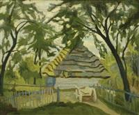 chata z wozem by stanislaw kamocki