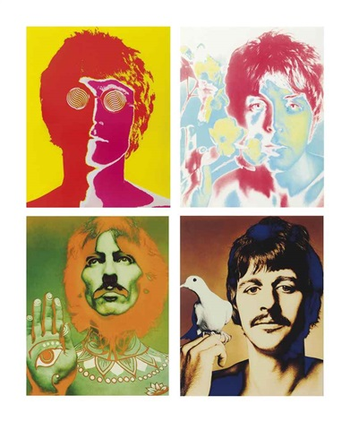 the beatles portfolio london england 8 11 67 portfolio of 4 by richard avedon