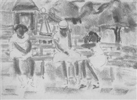 summer boardwalk by ethel v. ashton