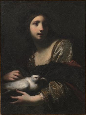 allegoria della purezza santa reparata by simone pignoni