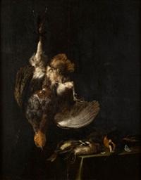 martwa natura by cornelis van lelienbergh