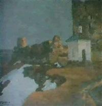 la chapelle et le fort by nicolai yablokov
