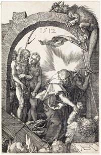 the harrowing of hell by albrecht dürer