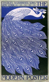 scribner's - the modern poster by william bradley