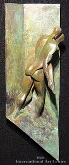 standing figure by kingsley baird