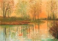 lame del fiume sesia by antonio ialenti