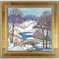 near new hope by fern isabel coppedge