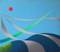 passaggio fra onde magnetiche by filippo de gasperi