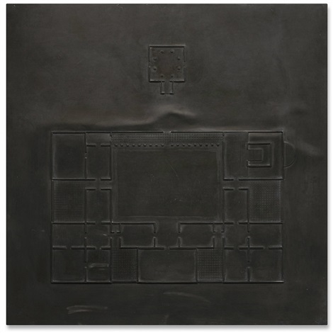 Museum Form I 4 Plan-A by Arata Isozaki on artnet