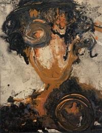 autoportrait by jean-marie cruxent