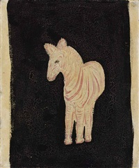 zèbre (zebra) by sanyu