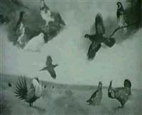 game birds by douglas allen