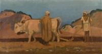 la halte by emile aubry