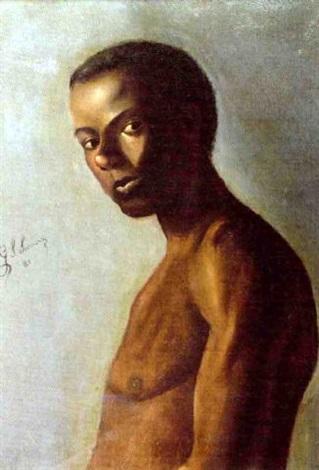 portrait of a man by georgios samartzis
