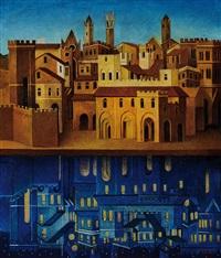 la città e la notte by franco fortunato