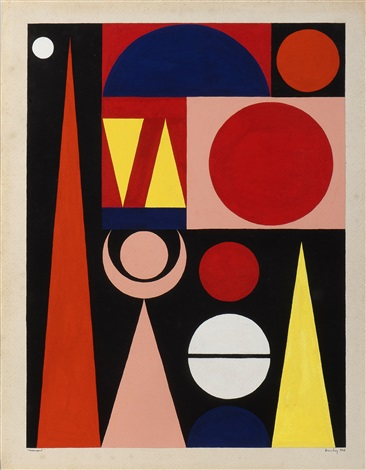 diamant by auguste herbin