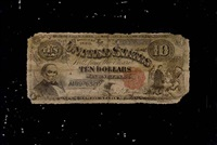 ten dollar bill by nicholas alden brooks