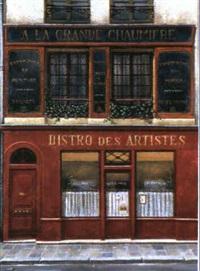 bistrot des artistes by andré renoux