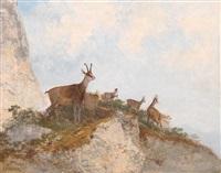auf der vorhut by georg fischhof