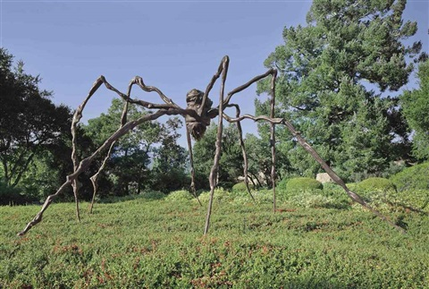 spider by louise bourgeois