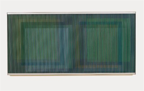 physichromie no 386 by carlos cruz diez