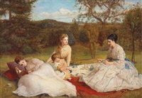 the picnic by james archer