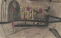 composition aux deux femmes by robert ascain